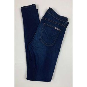 Hudson Jeans Jeggings Nico Midrise Super Skinny 26